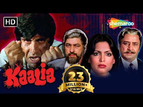 Kaalia {1981} (HD+Eng Subs) - Amitabh Bachchan | Parveen Babi | Pran - Superhit Hindi Movie