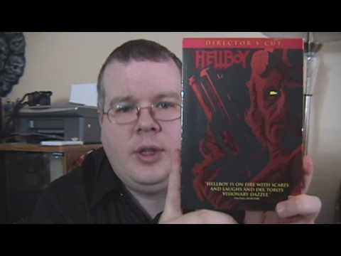 DVD Review - Hellboy Director's Cut 3-Disc UBER Edition