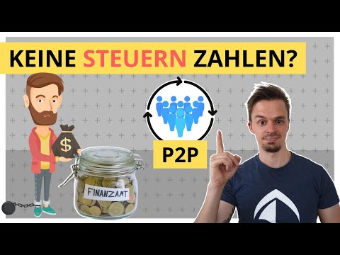 Wie funktioniert die alternative Besteuerung bei P2P Krediten? + Lars Cashflow Ideen & Business