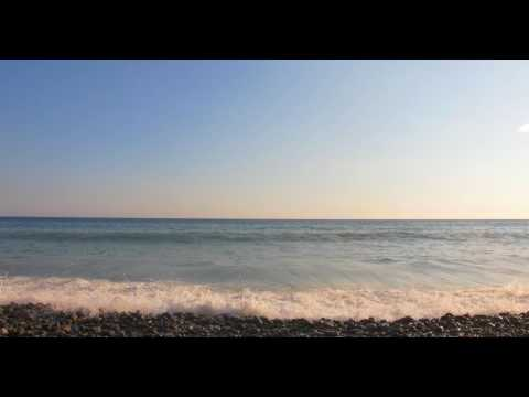 2 HOUR SEA BEACH 4K VIDEO AMBIENT SLOW TV RELAXATION