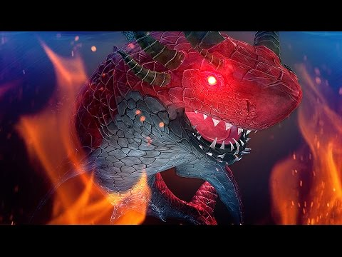 DRAGONS OF THE DEEP | Depth