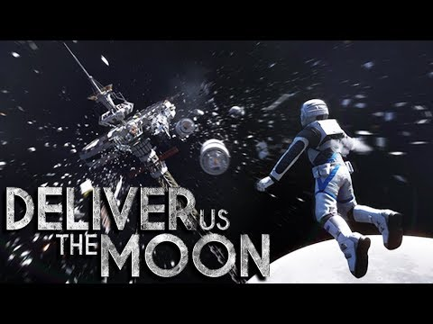 DELIVER US THE MOON All Cutscenes Move (Game Movie) #DeliverUsTheMoon