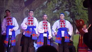 Концерт на День Учителя, Педагога и города Черновцы в Буковинском государственном медицинском универ