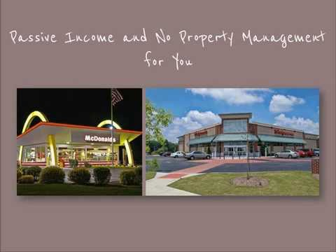 PA NNN Triple Net Lease Income Investment Properties for buyers in Pennsylvania