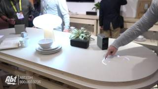 CES 2017 - Sony Xperia Tablet Projector