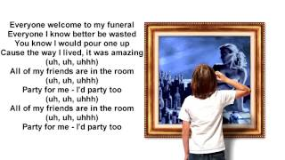 Lukas Graham - Funeral (Lyrics)