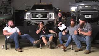 Q and A Part 1 with the Diesel Brothers
