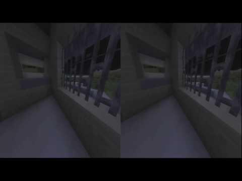 VR de terror Minecraft Casa pequeña