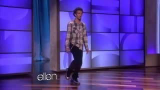 Repeat youtube video Marquese NONSTOP Scott on the Ellen Show