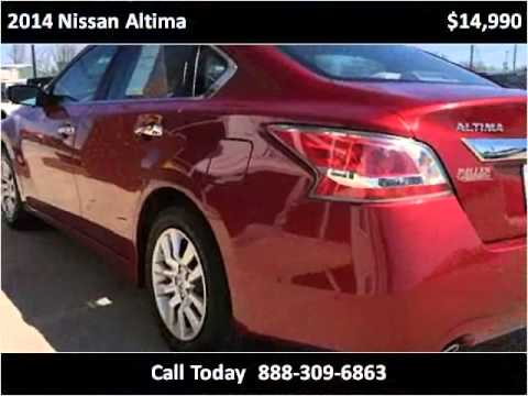 2014 nissan altima used cars danville ky youtube for Bob allen motor mall used cars