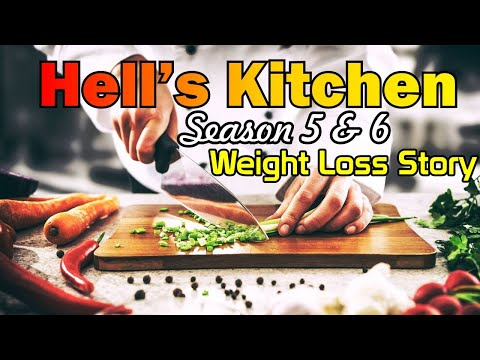 Hells Kitchen Season 5 6 Robert Hesse Weight Loss Story And More