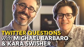 Kara Swisher and The Daily's Michael Barbaro take your questions