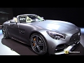 2017 Mercedes AMG GT C Roadster - Exterior and Interior Walkaround - 2016 LA Auto Show