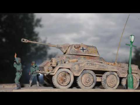 Matchbox 1:76 military vehicle kits