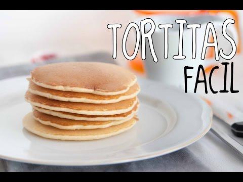 COMO HACER TORTITAS caseras | Receta fácil y sencilla