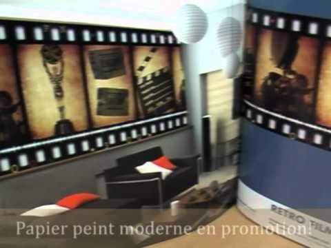 parfait d cor en vedette le cin ma maison youtube. Black Bedroom Furniture Sets. Home Design Ideas