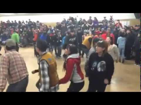 Behchoko Drum Dance (Double 2-Step Dance Style)