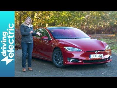 Tesla Model S review - DrivingElectric