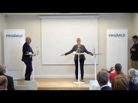 Kristina Sandklef om Huaweis koppling till den kinesiska staten