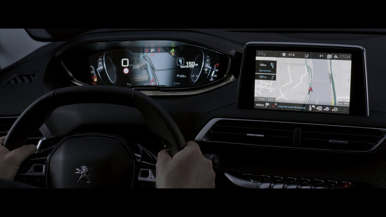 Design int rieur i cockpit peugeot 3008 ii vid o for Interieur nouveau 3008
