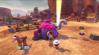 Toy Story 3 (Xbox 360) Part 7: Playing With Goo!!!