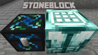 StoneBlock - MK2 EXTREME CRAFTING TABLE [E32] (Modded Minecraft)