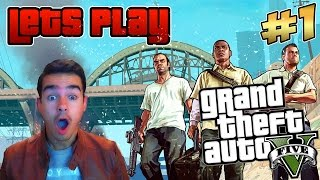 grand theft auto v gta 5 next gen let s play 1 facecam was eine grafik hd