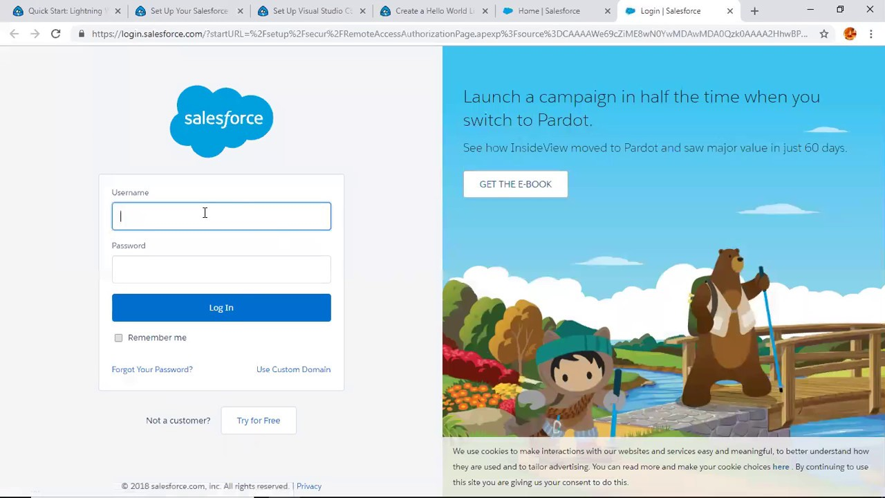 Quick Start Lightning Web Components - Hands on practice of LWC from  Trailhead