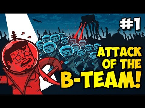 Minecraft: Attack of the B-Team!