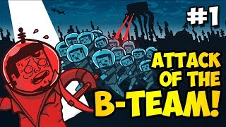 Minecraft: MORPH MAGIC - Attack of the B-Team Ep. 1 (HD)