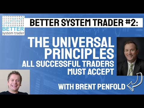 002 Brent Penfold discusses trading principles, money management, risk of ruin and trading