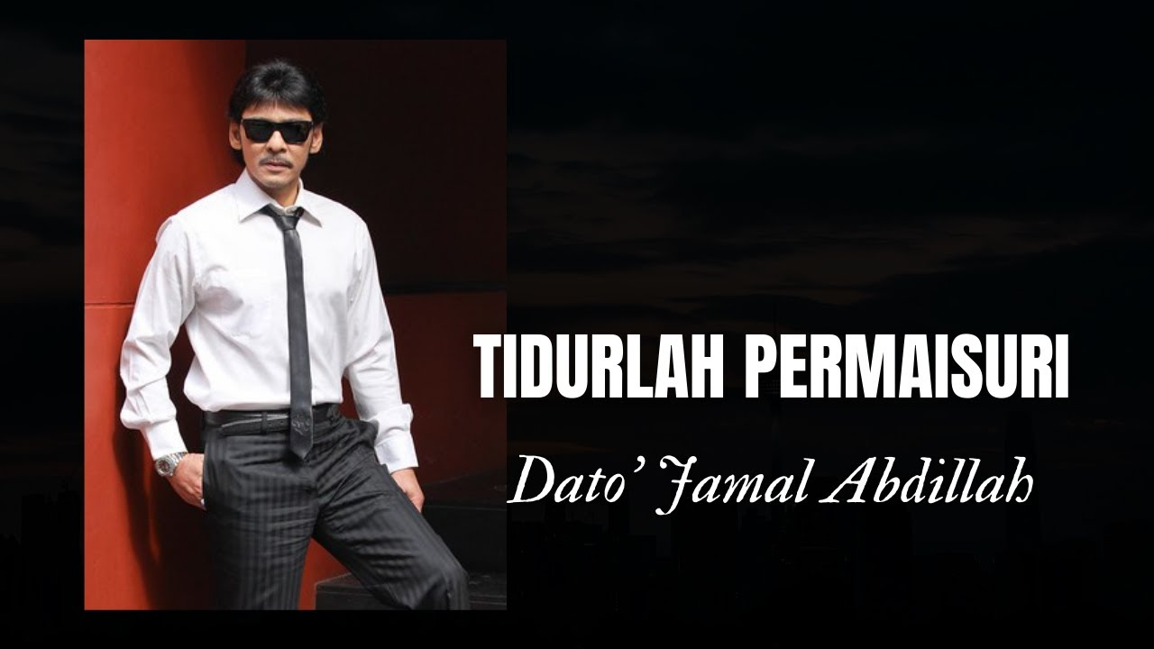 Download Tidurlah Permaisuri | Dato' Jamal Abdillah | Konsert Kitak Nan Steady