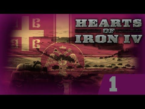 Hearts of Iron IV - Ironversalis Byzantine Empire #1 [ Gameplay ]