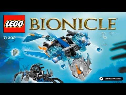 Lego Bionicle 2016 Инструкции - фото 10