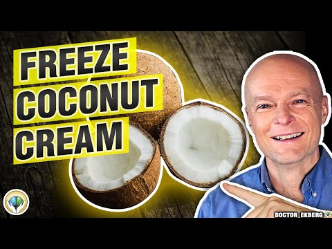 How To Store Coconut Milk And Coconut Cream (And Health Benefits)