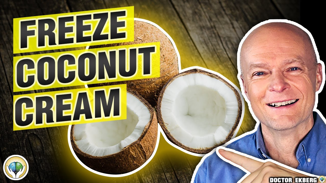 How To Store Coconut Milk And Coconut Cream (And Health Benefits ...