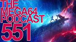 Mega64 Podcast 551 - The Rise of Skywalker (Definitive Review) Spoilers