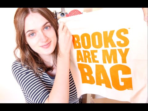 Books Are My Bag Reading Survival Kit!
