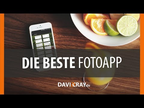⭐ Bildbearbeitung Mit Dem SMARTPHONE | App Snapseed 2 Tutorial | David Cray