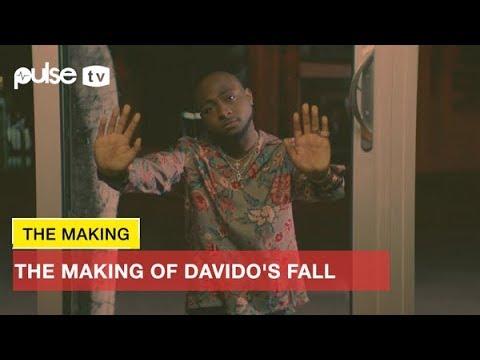 Davido 'Fall': the Making of the Hit Song Produced by Kiddominant   Pulse TV