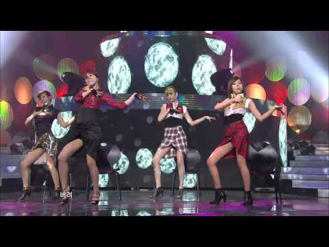 【TVPP】After School - Crazy (Son Dam-bi), 애프터스쿨 - 미쳤어 @ 200th Special, Show Music Core Live