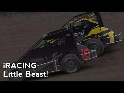 iRacing : The Little Beast! [VR] (Dirt Midget @ Knoxville)