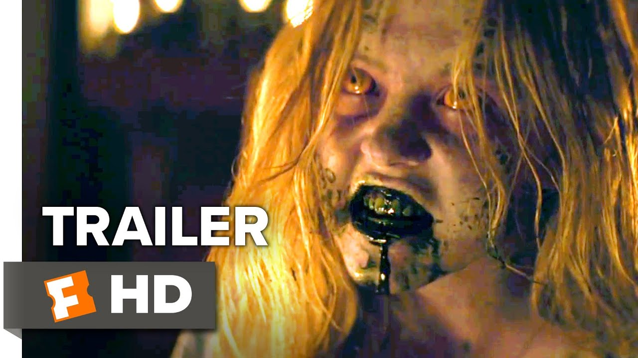 Along Came the Devil Trailer #1 (2018) | Movieclps Indie