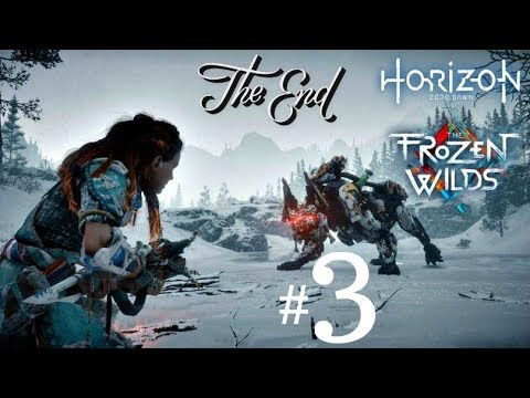HORIZON ZERO DAWN THE FROZEN WILDS Gameplay Walkthrough Part 3 - (PS4 Pro DLC) thumbnail