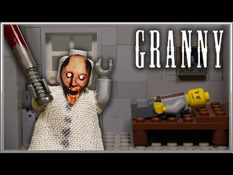 LEGO Мультфильм Granny