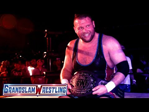 Pascal Spalter Becomes GWF World Champion AGAIN: GWF Grandslam Wrestling