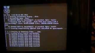 Raspberry Pi zum laufen bekommen mit Debian Linux auf SDKarte - eflose #248