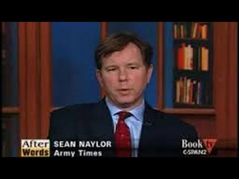 After Words with Sean Naylor - Sean Naylor talked about his book