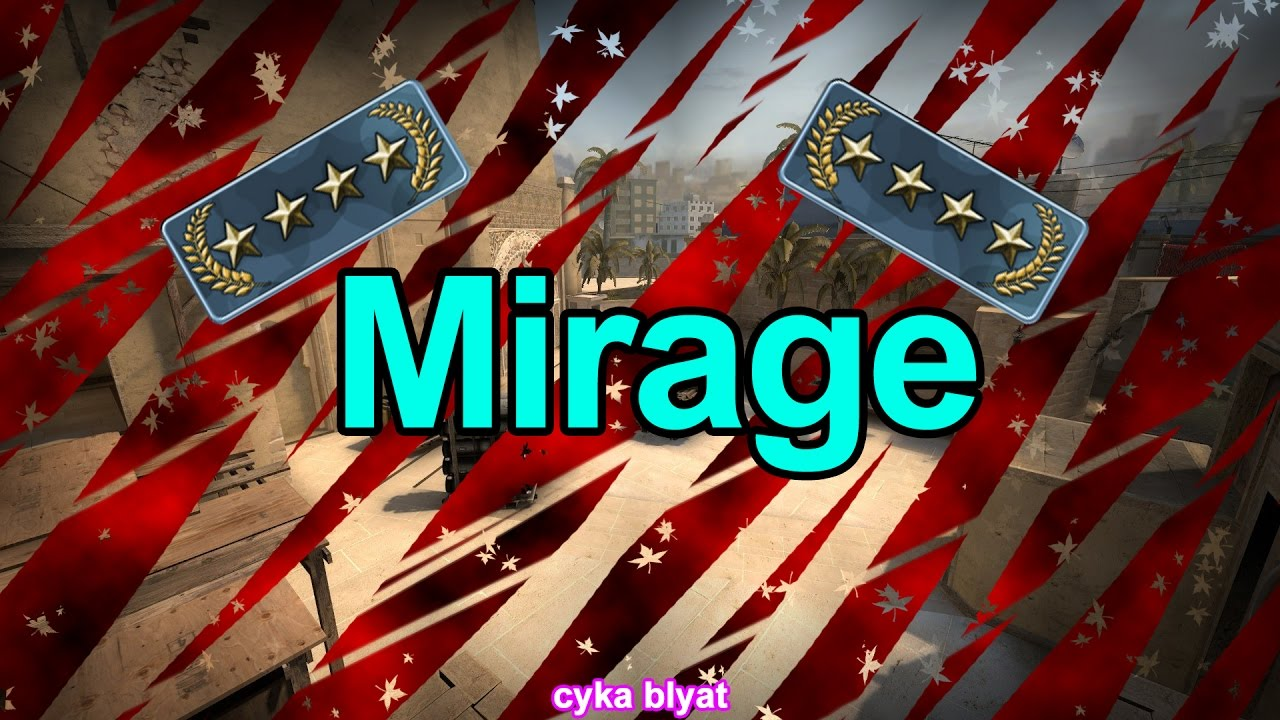 CS:GO - Usta Altın Nova - Dereceli Maç - Mirage