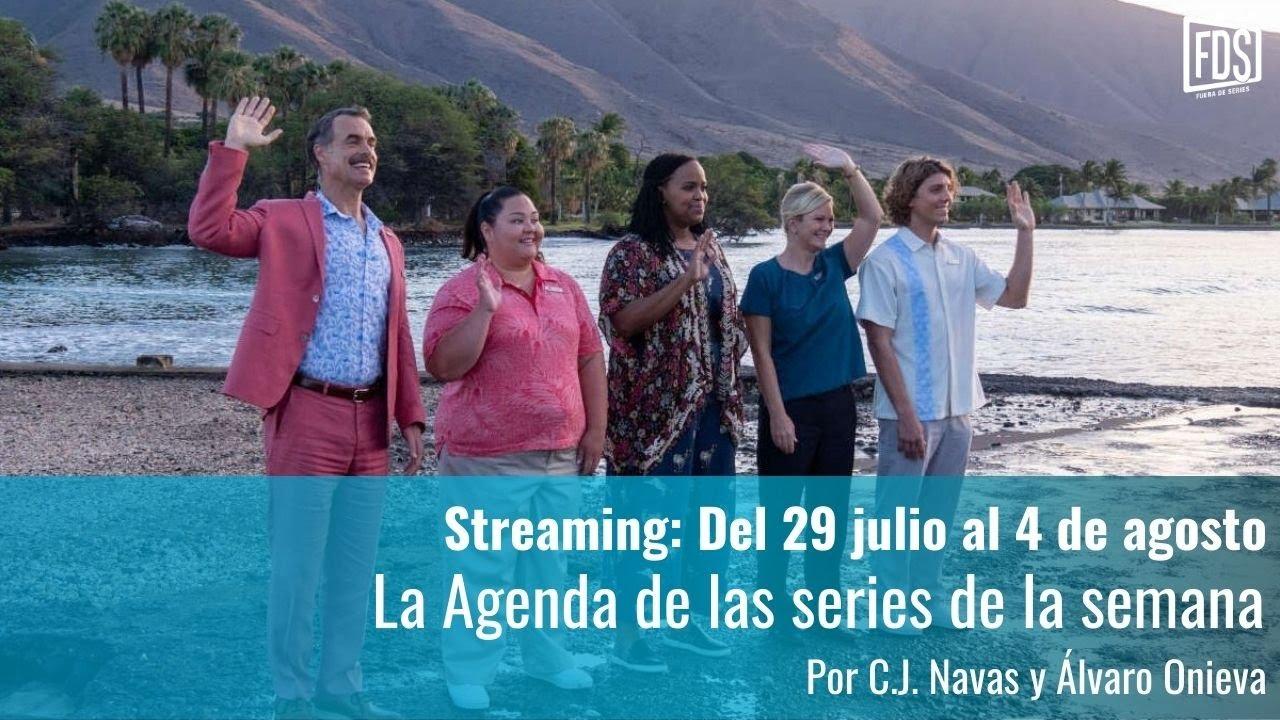 Streaming: Agenda de series del 29 julio al 4 de agosto